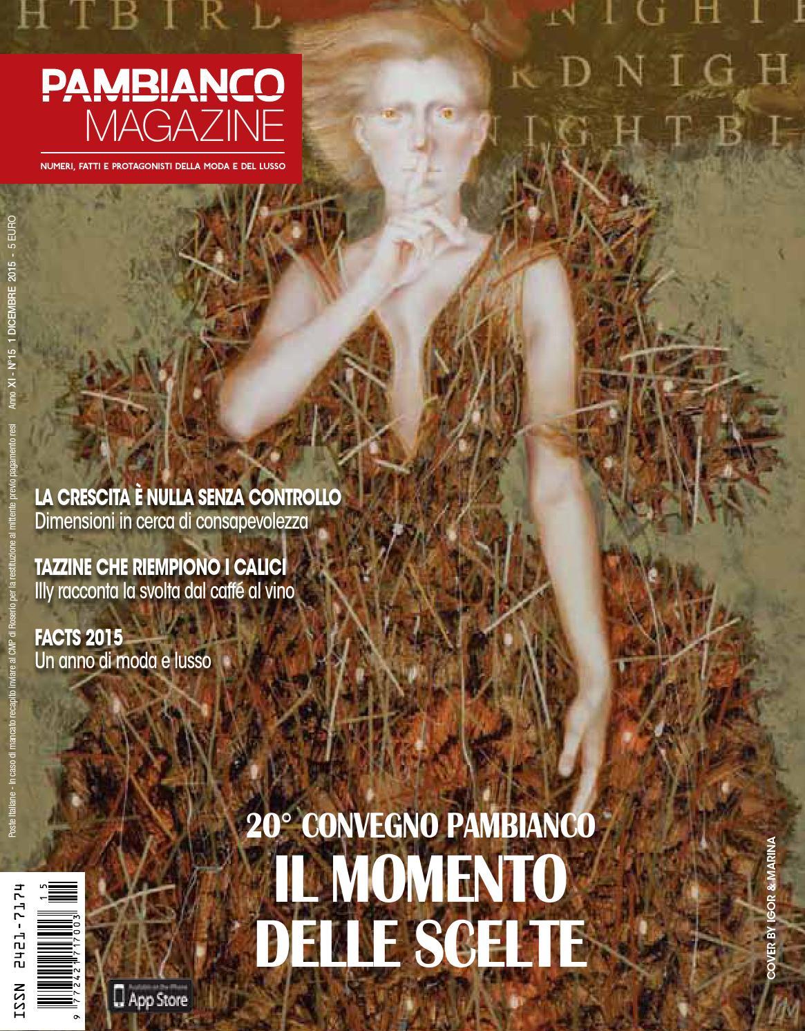 Pambianco Magazine N.15 XI by Pambianconews - issuu 41b5e10a01d