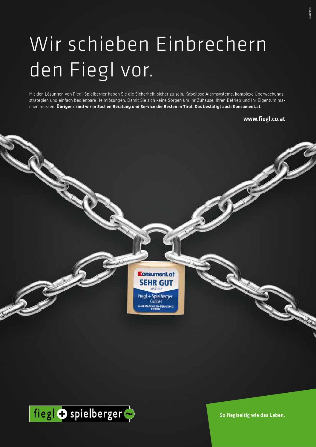Fiegl spiegel 10/2015 by eco.nova verlags gmbh - issuu