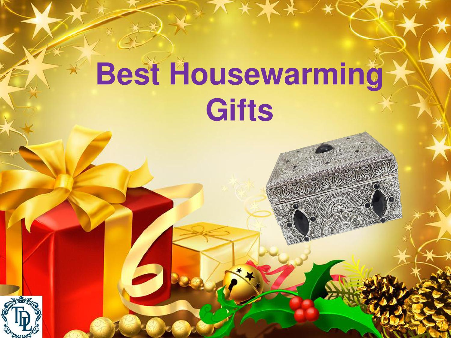Best housewarming gifts online by the divine luxury issuu for The best housewarming gift