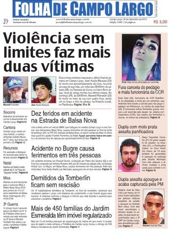 d7847c04206 Folha de Campo Largo