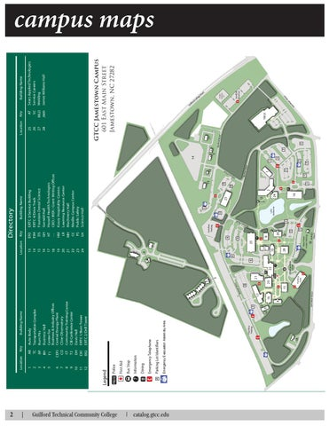 Gtcc Jamestown Campus Map Gtcc Campus Map | World Map Gray