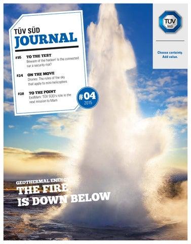 TÜV SÜD Journal 4/2015 (english version) by TÜV SÜD - issuu