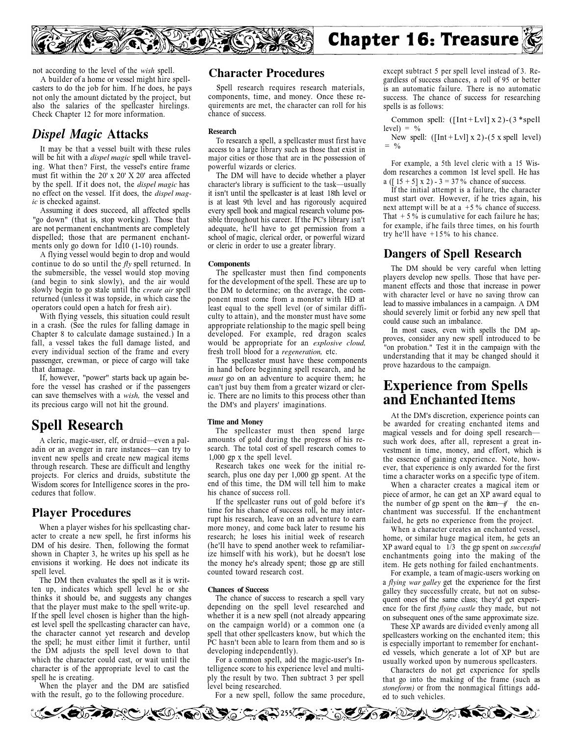 D&D Rules Cyclopedia by mfrances73 - issuu