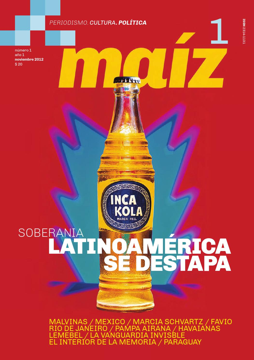 Archivo maiz 01 by Revista Maiz - issuu