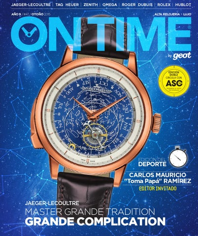 Ontime Otoño 2015 by Geot  Grupo Editorial On Time  - issuu 979f94c9fa06