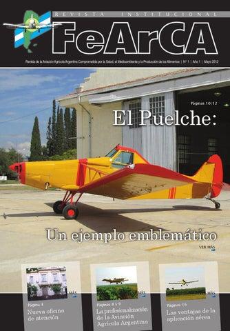 Revista FEARCA N° 1 - 2012