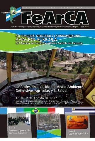 Revista FEARCA N° 2 - 2012
