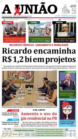 Jornal A União - 04 12 2015 by Jornal A União - issuu 1f255398d6fae