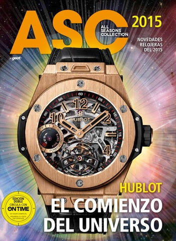 c5d915b23903 ASC 2015 by Geot  Grupo Editorial On Time  - issuu