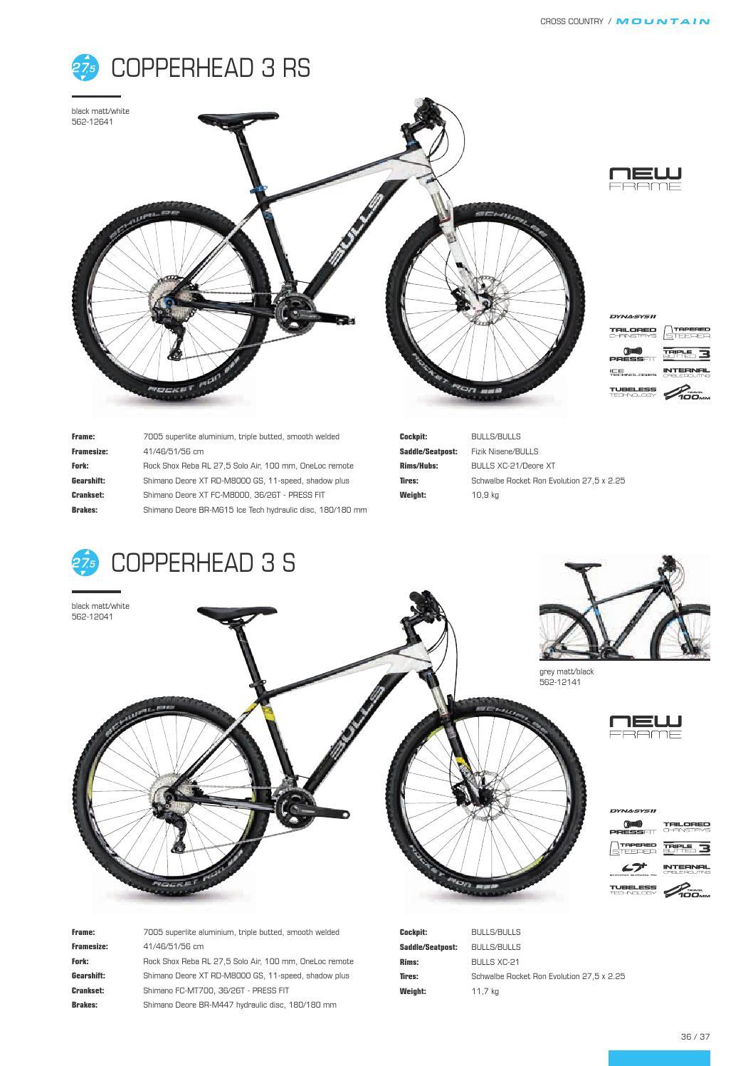 Catalogo Bulls Bike 2016 by BikeMTB.net - issuu