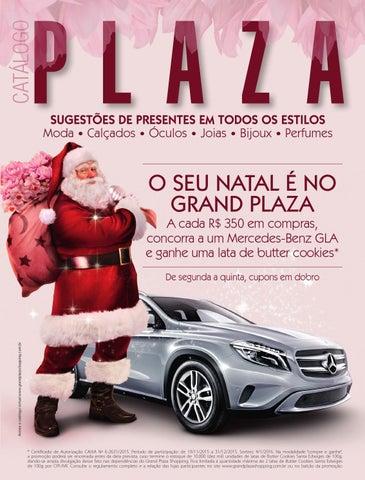 d77247ed5 Catálogo de Natal 2015 by Grand Plaza Shopping - issuu