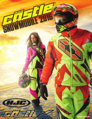 ef0ac33bd2cd 2014 Castle Snowmobile by Castle X - issuu