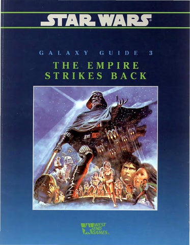 Galaxy Guide 3: The Empire Strikes Back by Ovidiu MUCA - issuu
