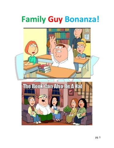 Family Guy Bonanza by Bravo Grammar Book Fair Online - issuu 02a89071a