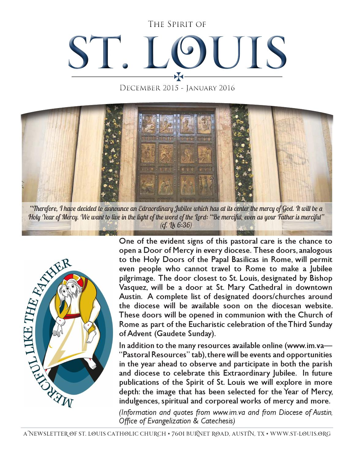 December \'15 - January \'16 | The Spirit of St. Louis by St. Louis ...