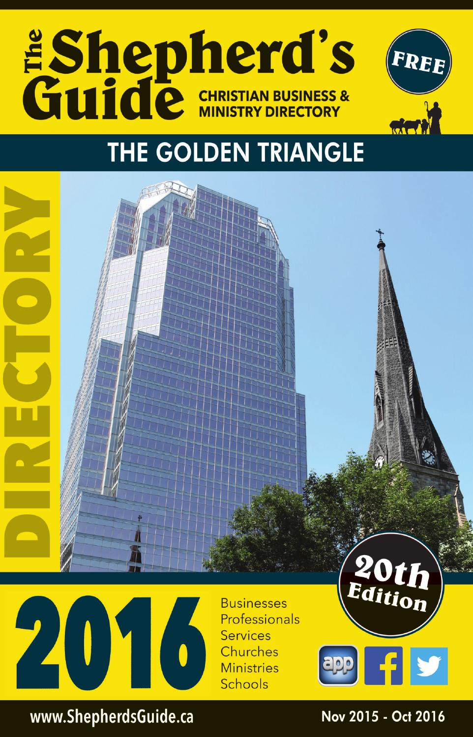 Shepherd\'s Guide of the Golden Triangle 2016 by ShepherdsGuide - issuu