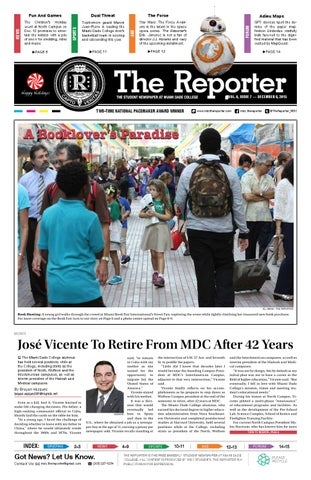 The Reporter Volume 6 Issue 7 By Mdc The Reporter Issuu
