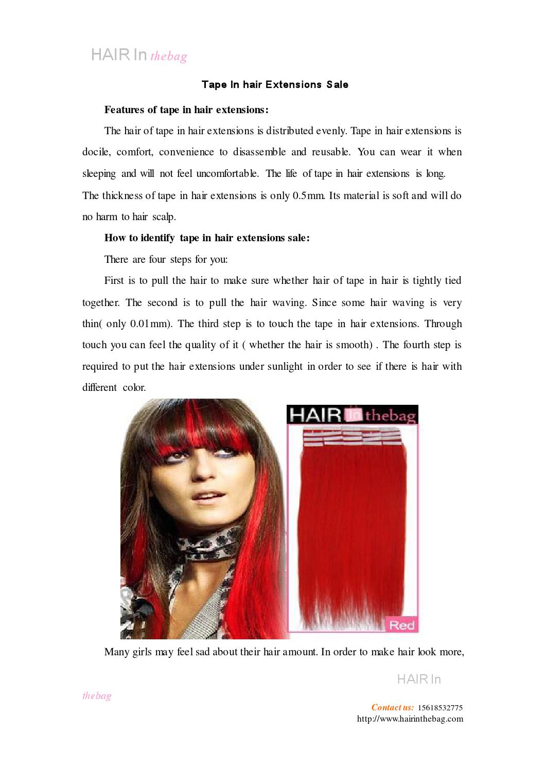 Tape in hair extensions sale by globeking issuu pmusecretfo Choice Image