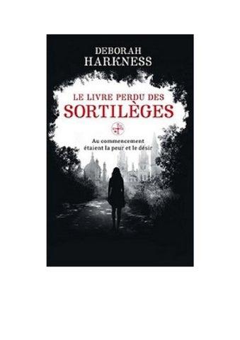 Le livre perdu de sortiléges by montagne des livre - issuu 79467078f2b1