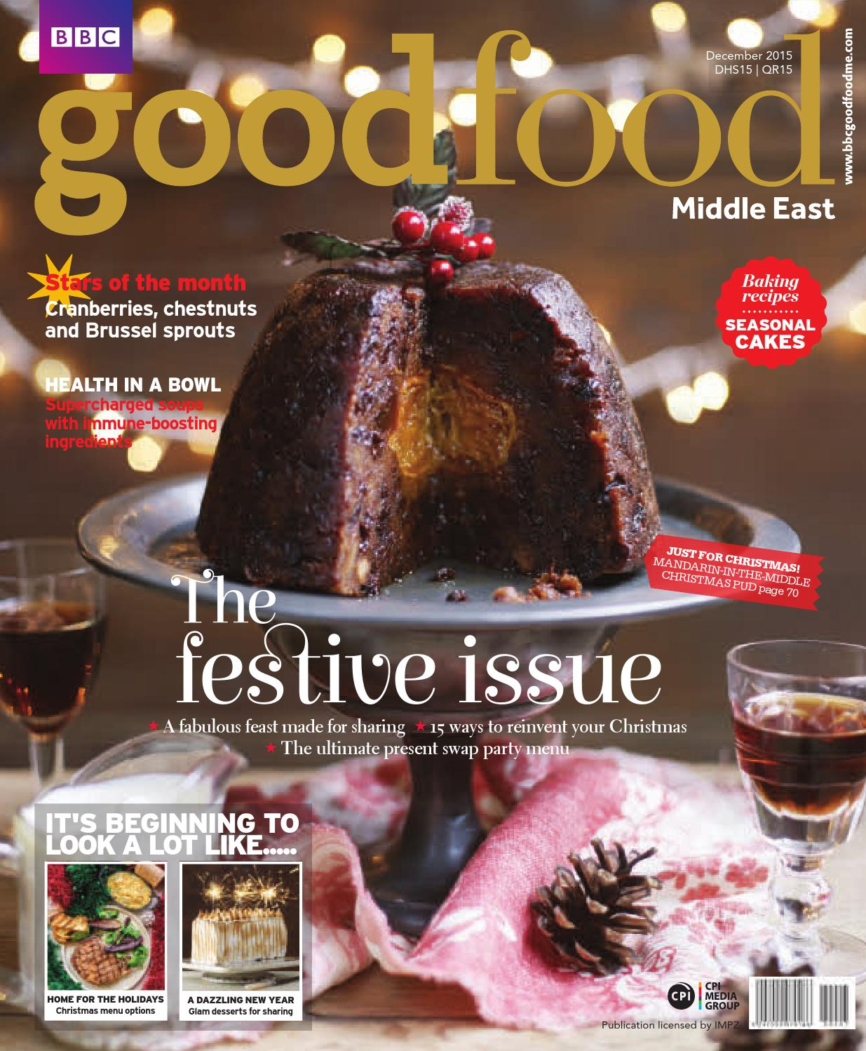 Bbc good food me 2015 december by bbc good food me issuu forumfinder Images