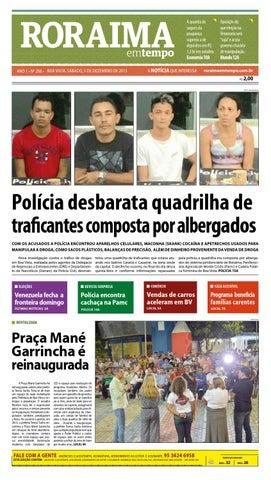 Jornal roraima em tempo – edição 208 – período de visualização ... 04d358fef98c1