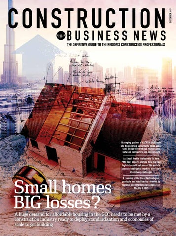 Construction Business News ME December 2015