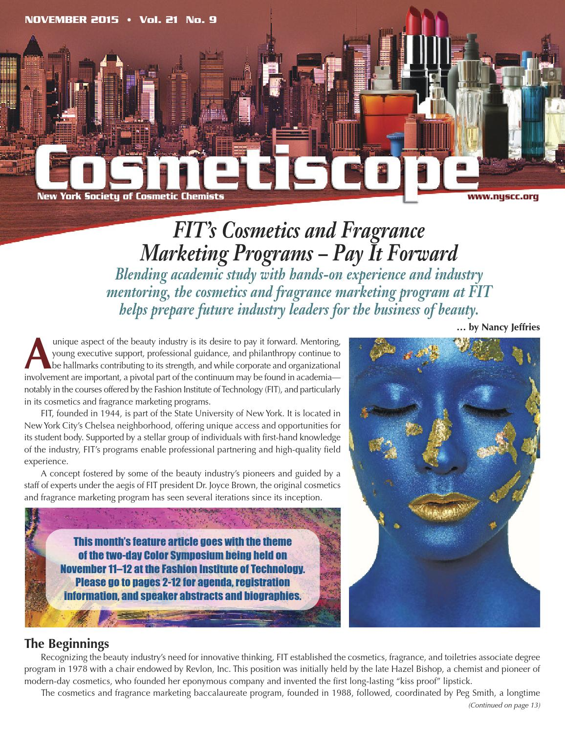 Cosmetiscope - November 2015 by NYSCC Webmaster - issuu
