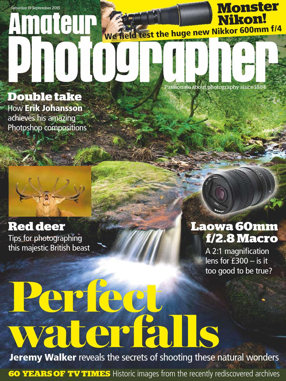 Amateur Photographer September 19 2015 Uk By Oussama Elhraoui Issuu Hoya Uvc Hmc Phl Filter 67mm