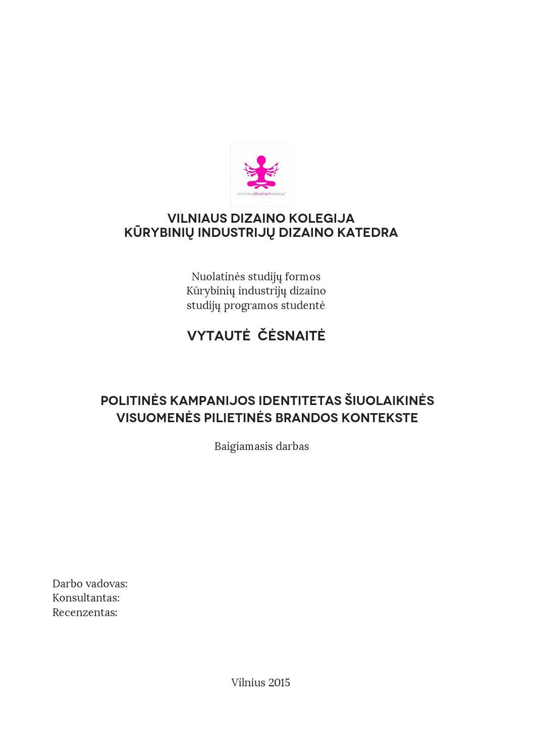 pradžia darbas transkripcijos bolonijos adresai)