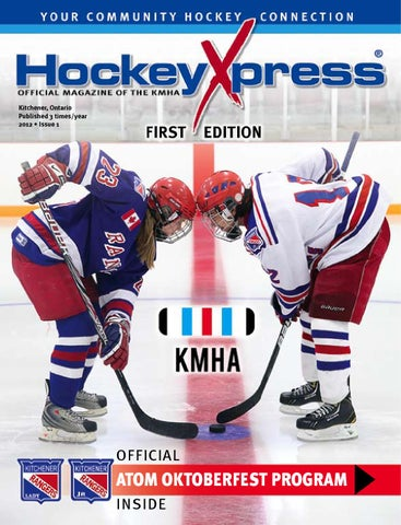 54d83642f34 KW HockeyXpress Issue 1 by SportsXpress - issuu