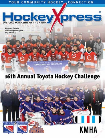 1127211991a KW HockeyXpress Issue 3 by SportsXpress - issuu