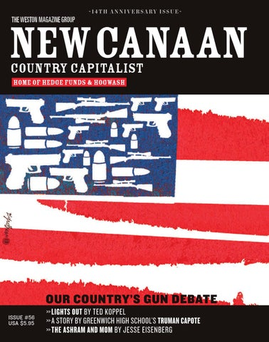New Canaan 56 By Weston Magazine Group Issuu