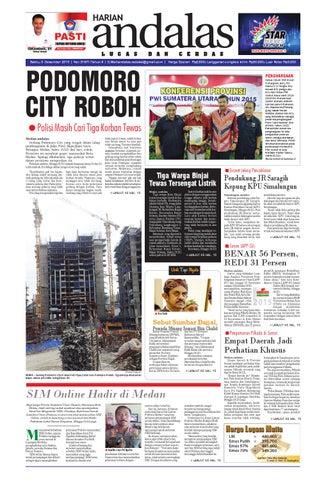 Epaper andalas edisi senin 7 desember 2015 by media andalas - issuu 25ccf79ce7
