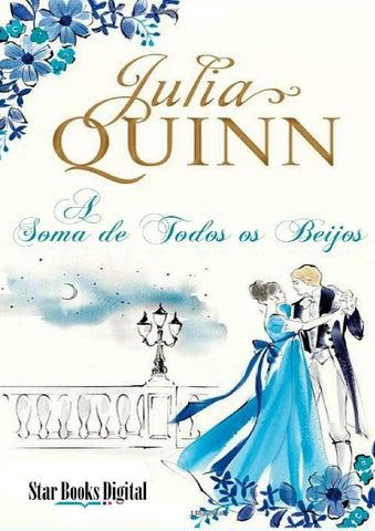 Image result for A Soma de Todos os Beijos de Julia Quinn