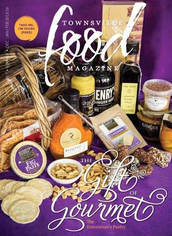 Townsville Food Magazine Issue 7 - Summer