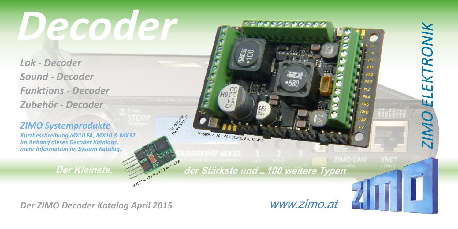ZIMO GOLMRUND 16V Goldcap Energiespeicher für Großbahn-Decoder 25 x 14mm NEU