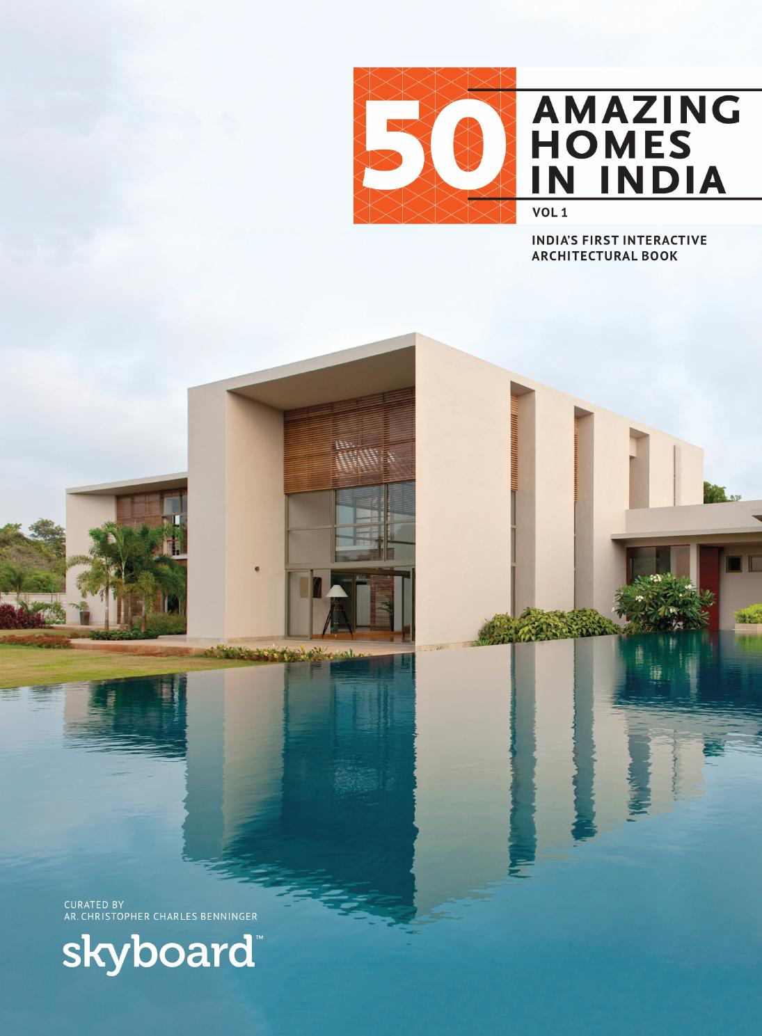 50 amazing homes in india preview by spicetree design for Design your own house online in india