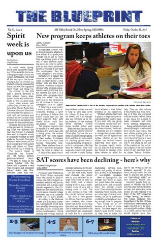 The blueprint newspaper springbrook hs by the blueprint issuu page 1 malvernweather