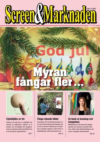 promo code 8975f 695b2 Screen marknaden nr 8 2015 web by Martin Eriksson - issuu