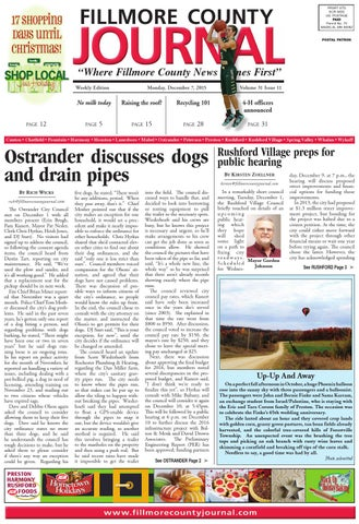 Fillmore county journal 12715 by jason sethre issuu page 1 fandeluxe Image collections