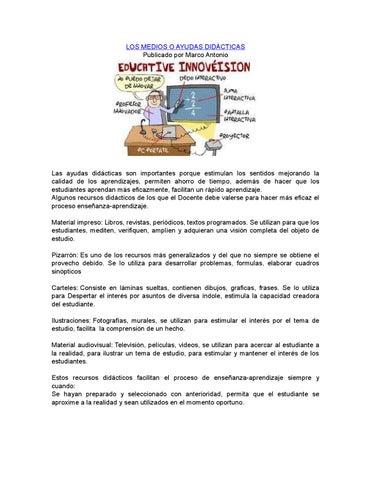 Ayudas didacticas y organizador grafico by jenifer oliveros issuu page 1 ccuart Image collections