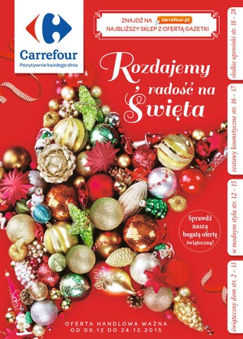 Carrefour Do 24 Pdf By Finmarket Issuu