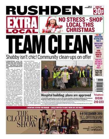 Rushden 4 12 15 by extra newspapers issuu page 1 fandeluxe Images