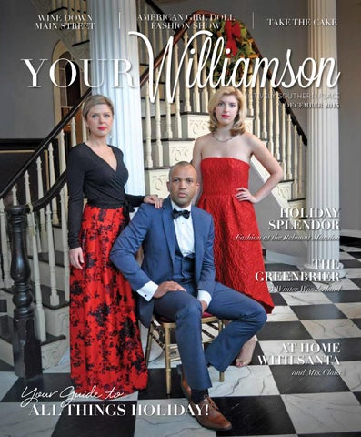 Your Williamson December 2015 by Robertson Media Group  fa852173e98f