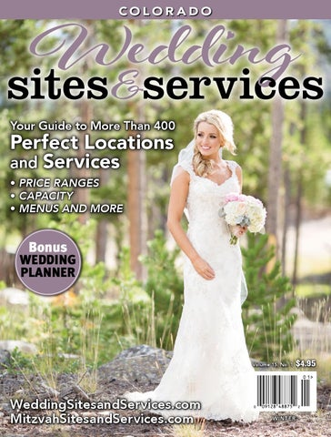 e09813999b41 Wedding Sites and Services, Colorado, January 2016 Edition by ...