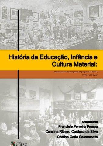 Histria da educao infncia e cultura material by colquio 2015 page 1 fandeluxe Choice Image