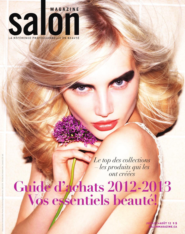 Hair amp nail choices aiibeauty - Salon Magazine Dition Fran Ais Juillet Ao T 2012 By Salon Communications Inc Issuu