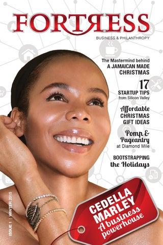 Fortress magazine issue 1 winter2015