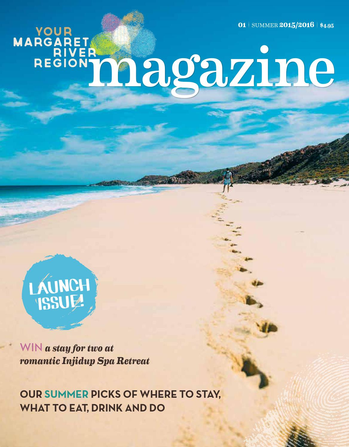 Your Margaret River Region Magazine - Summer 2015 16 by Premium Publishers  - issuu f16ee7302