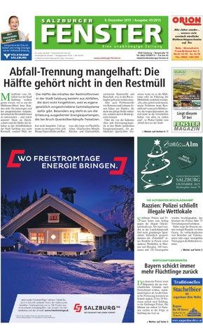 Oberndorf bei Salzburg - Die Stille-Nacht-Gemeinde